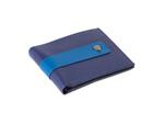 VH MW.1608-BLUE.SAFIANO2 Wallet