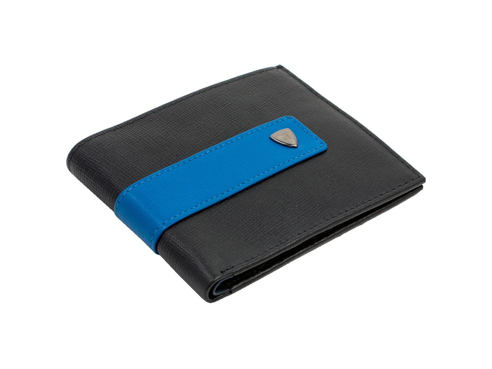 VH MW.797-BLUE.SAFIANO2 Wallet