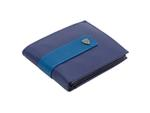 VH MW.983-BLUE.SAFIANO Wallet