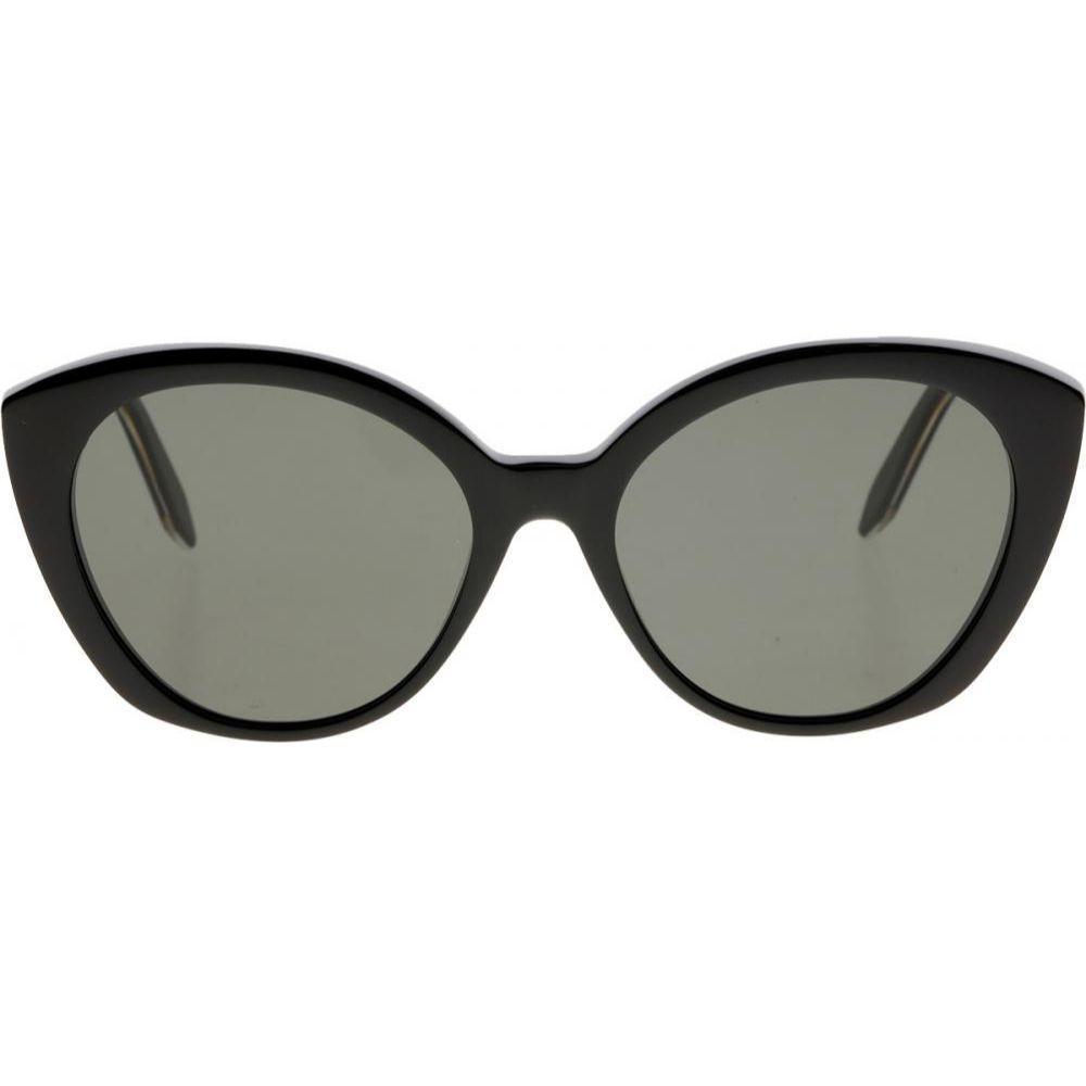 Victoria Beckham Women's  Acetate Kitten Amber Tort Sunglasses