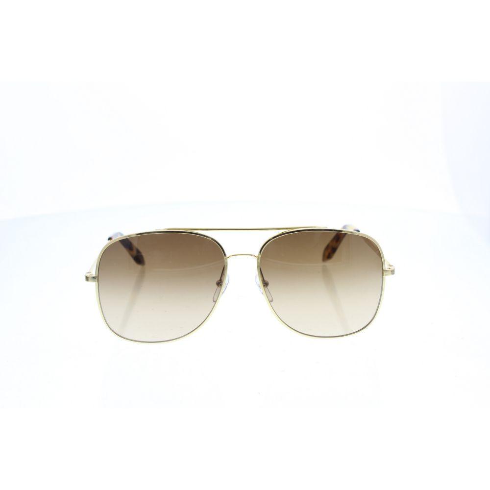 Victoria Beckham Unisex Classic Navigator Sunglasses Metal Alloy (Metal) Frame