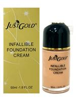 Just Gold Infallible Foundation Cream 9245-06