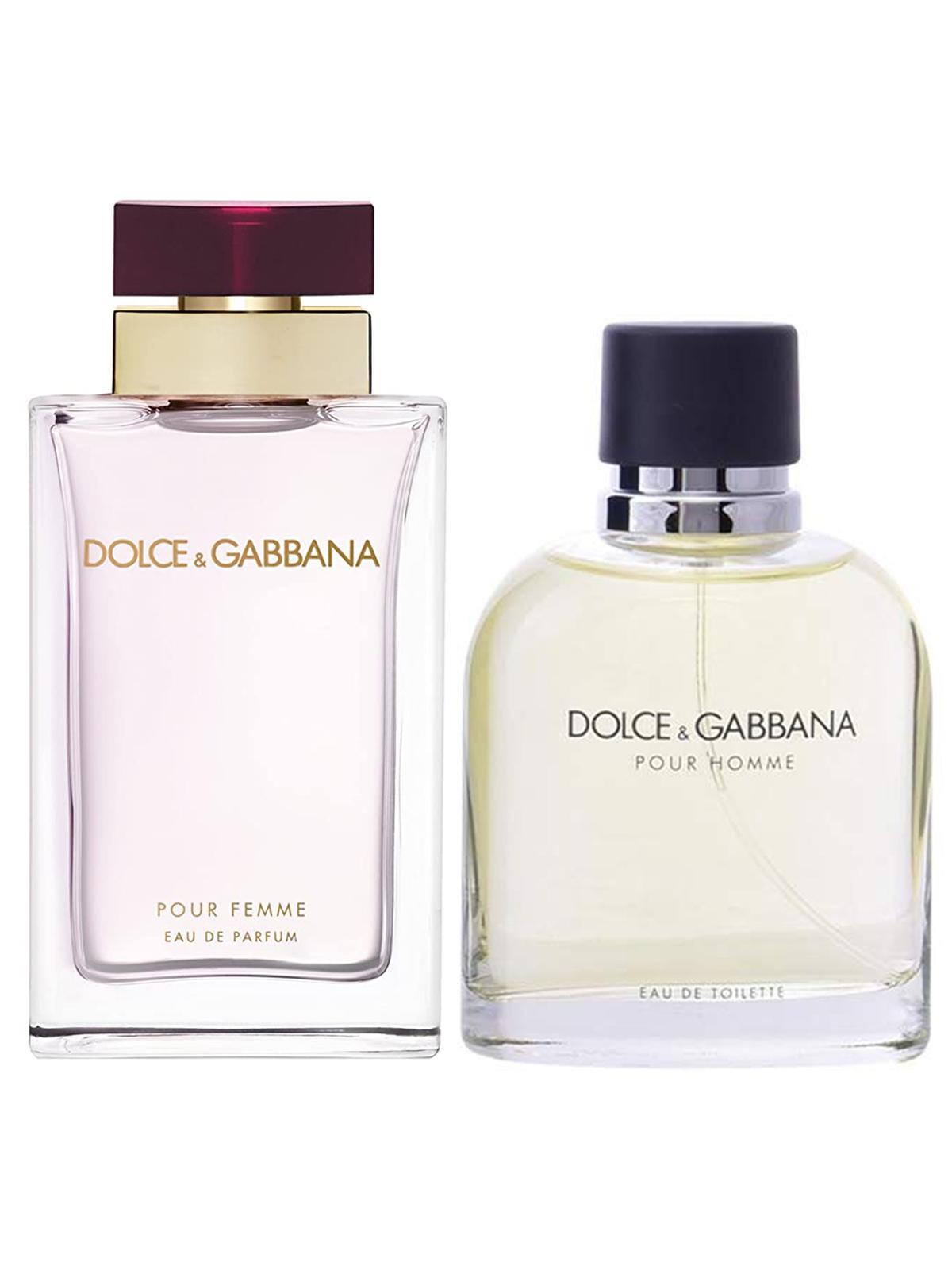 D&G Pour Homme & Pour Femme