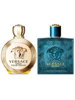 Versace Eros Men & Woman EDT 100ML