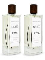Faiz Niche Collection Citrus F5993 & Floral F3996 Extrait De Parfum 80ML