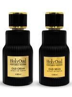 Holy Oud Oud Cream & Oud Selva Extrait De Parfum 80ML