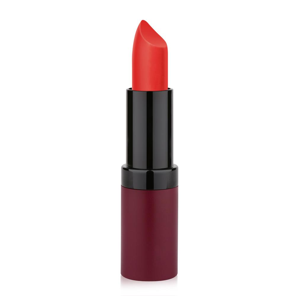 Golden Rose Velvet Matte Lipstick No 24 Orange Pink