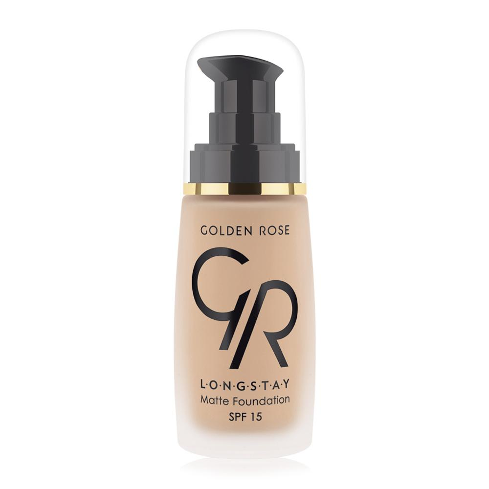 Golden Rose Longstay Liqid Matte Foundation No 06