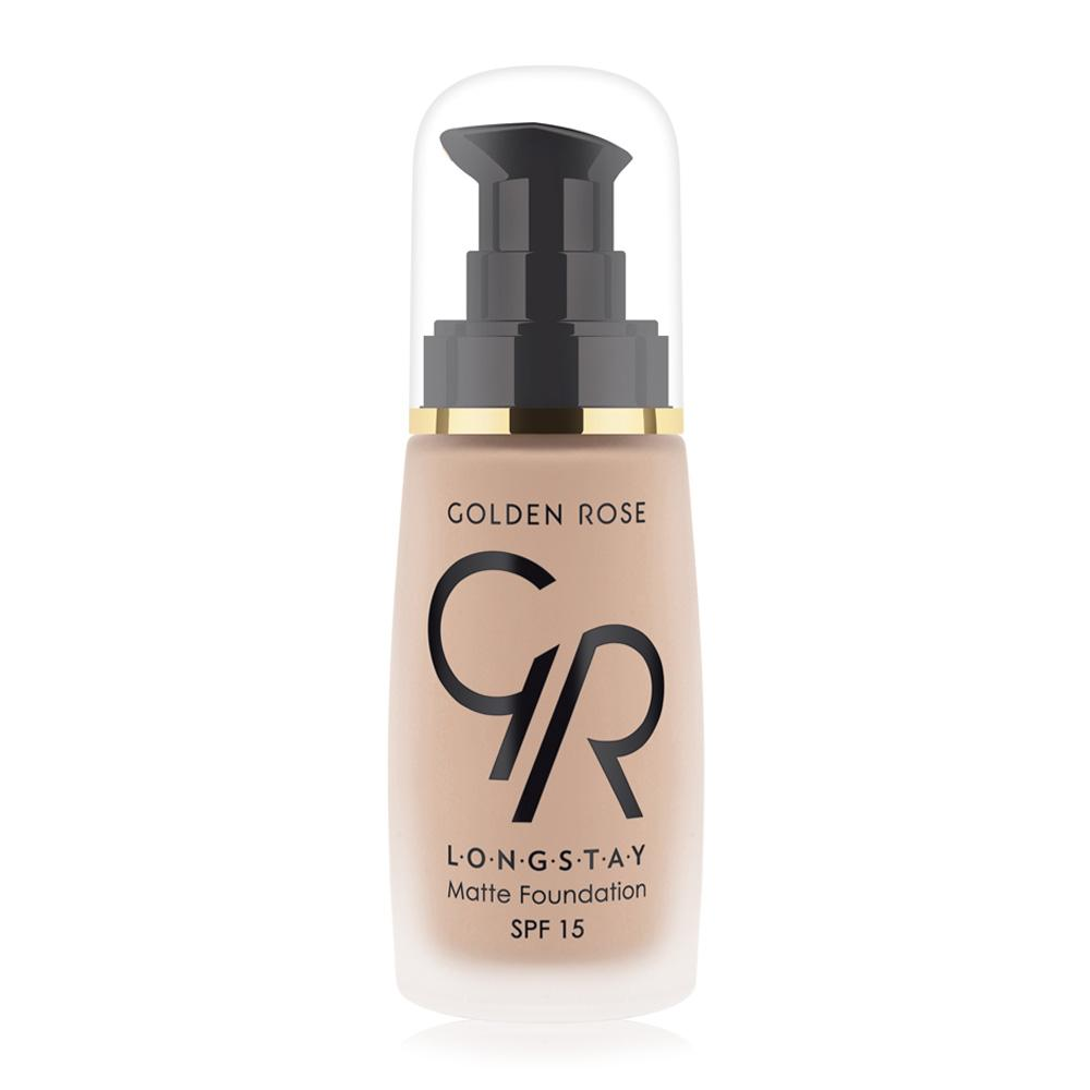 Golden Rose Longstay Liqid Matte Foundation No 07