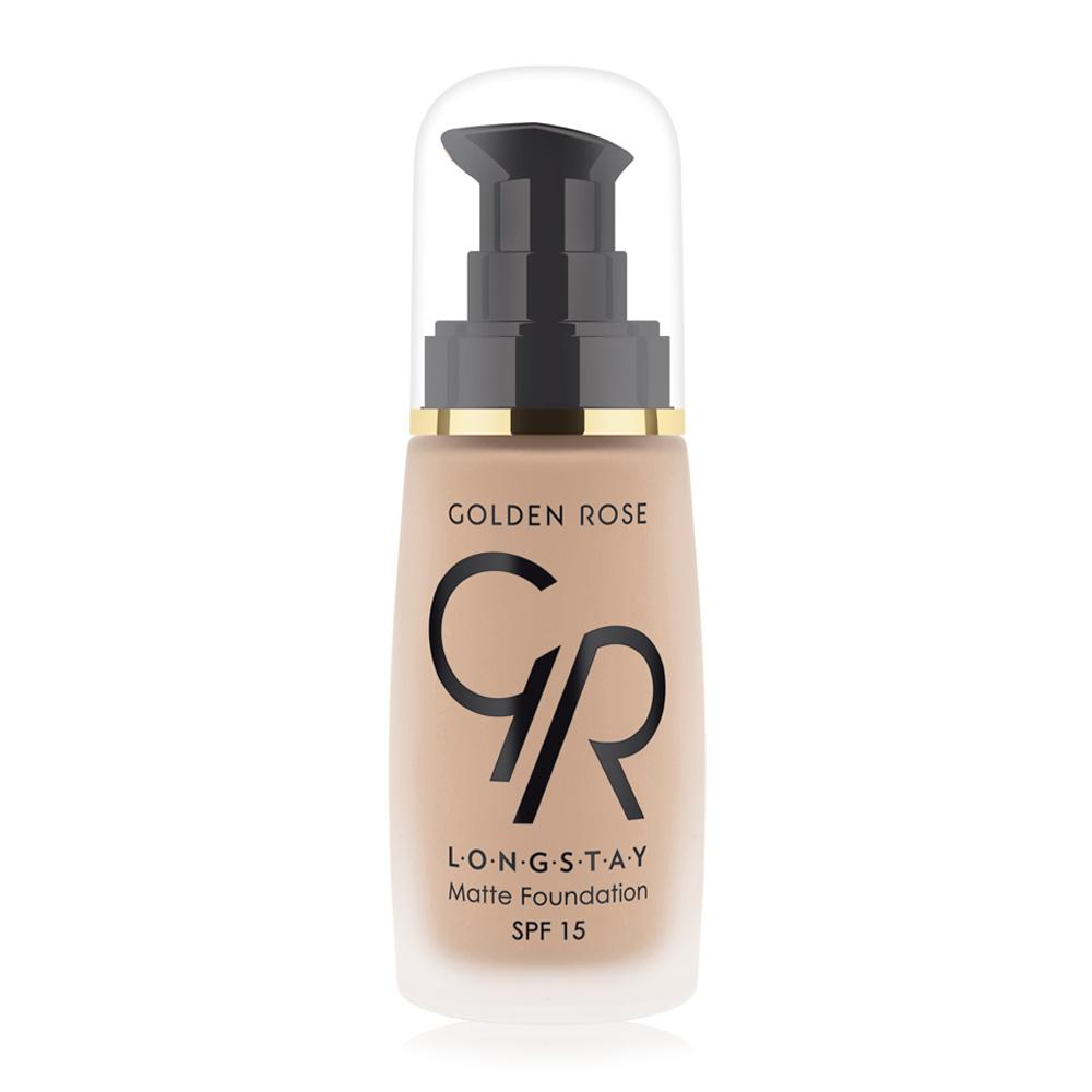 Golden Rose Longstay Liqid Matte Foundation No 08