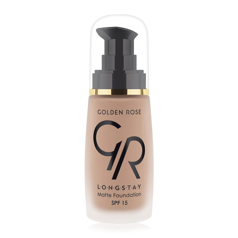 Golden Rose Longstay Liqid Matte Foundation No 10