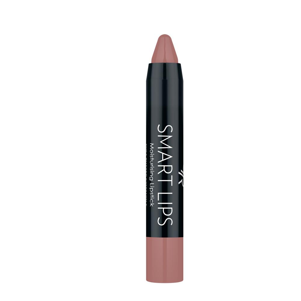 Golden Rose Smart Lips Moisturising Lipstick No 02 Light Pink