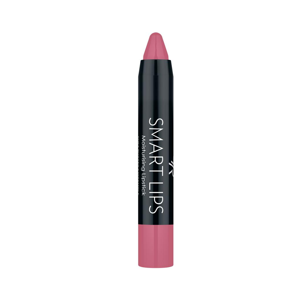 Golden Rose Smart Lips Moisturising Lipstick No 10 Pastel Pink Color