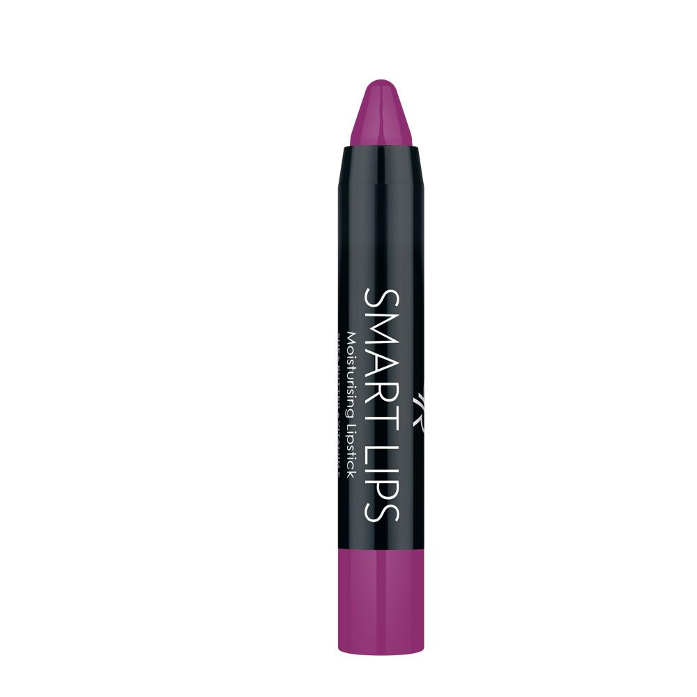 Golden Rose Smart Lips Moisturising Lipstick No 23 Purpel