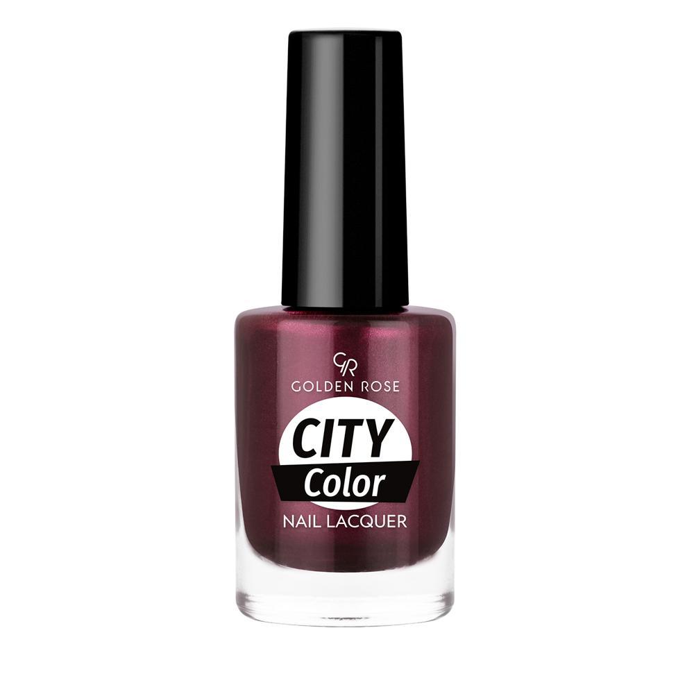 Golden Rose City Color Nail Lacquer No:56