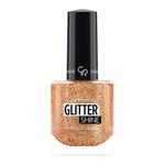Golden Rose Exyreme Gel Glitter Shine Nail Lacquer No:206