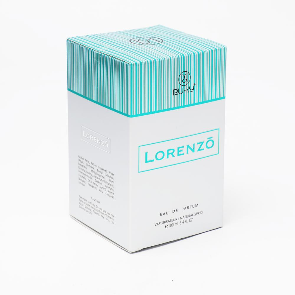 RUKY LORENZO 100ML MALE