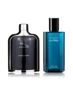 Jaguar Classic Black & Davidoff Cool Water
