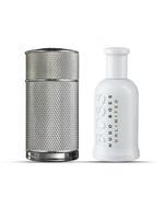 Dunhill London Icon & Hugo Boss Bottled Unlimited
