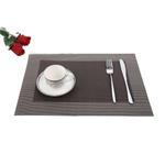 Padova Choco Table Mat 6 Pcs Set