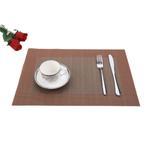 Padova Brown Table Mat 6 Pcs Set