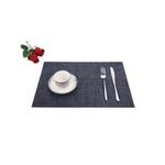 Padova Blue Table Mat 6 Pcs Set