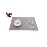 Padova Grey Table Mat 6 Pcs Set