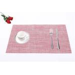 Padova Red Table Mat 6 Pcs Set