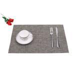 Padova Chocolate Table Mat 6 Pcs Set