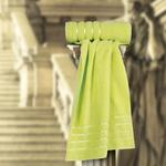 THE ROMAN FACE TOWEL CANERE YELLOW