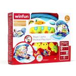 Winfun Magic Lights Musical Play Gym