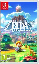 Nintendo Switch Zelda Link Awakening Steel Book