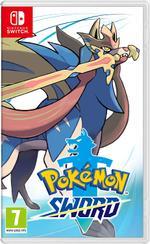 Nintendo Switch Pokemon Sword