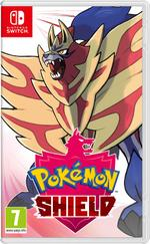 Nintendo Switch Pokemon Shield