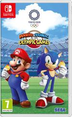 Nintendo Switch Mario Sonc Olympic 20