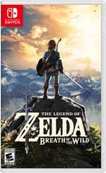 Nintendo Switch Zelda Breath Of The World