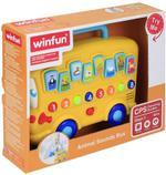 Winfun Animal Sounds Bus