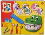 Simba - Art & Fun Dough Set Crocodile Dentist