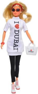 Simba I Love Dubai Doll With Tote Bag