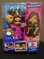 Failfix S1 Total Mkovr Doll Pk - Glamaz0Ngrl