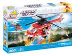 Cobi 300 Pcs Action Town 1473 Fire Helicopter