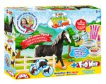 Cloud Slime Meets Flo Mee Horse Set