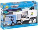 Cobi 360 Pcs Action Town 1573 Mobile Command Center