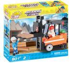 Cobi 90 Pcs Action Town 1668 Forklift