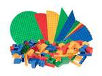 Sb 119 Piece Big Briks Starter Set -Basic Colors