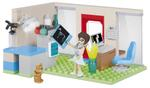 Cobi 100 Pcs Action Town 1740 At The Vet
