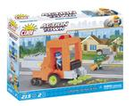 Cobi 215 Pcs Action Town 1784 Street Sweeper