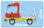 Cobi 250 Pcs Action Town 1788 Septic Truck