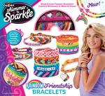 Shimmer N Sparkle Make Your Own Sparkle Over The Rainbow Friendship Bracelet Kit