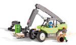 Cobi 250 Pcs Action Town 1865 Long Arm Forklift